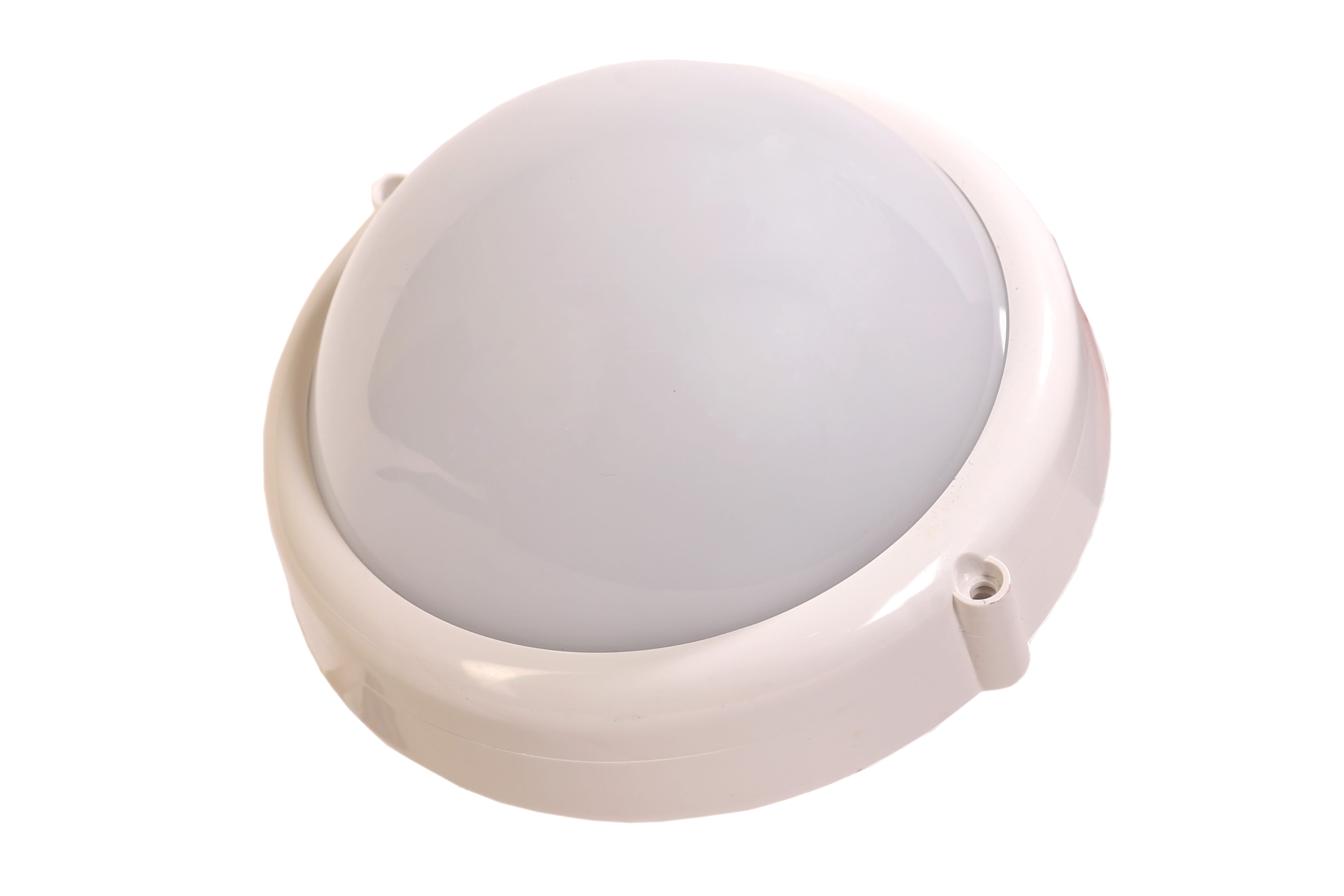 12w LED Bulk Head Round-1-min